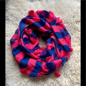 Accessories - Bright and fun Boho Infinity Scarf